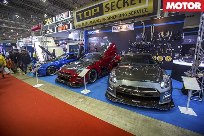 Top Secret R35 GT-R