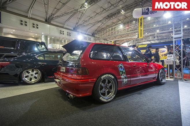 Osaka JDM Honda Civic