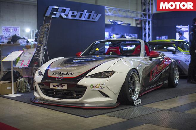GReddy/Trust Mazda MX-5