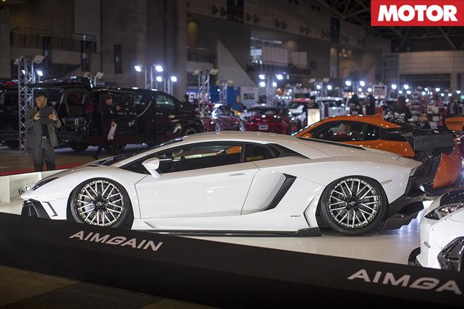 Aimgain Lamborghini Aventador