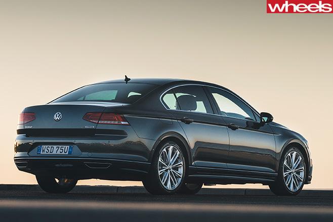 Volkswagen -Passat