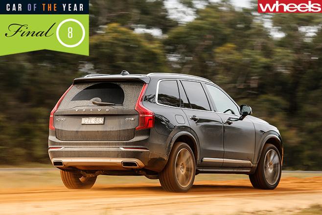 Volvo -XC90