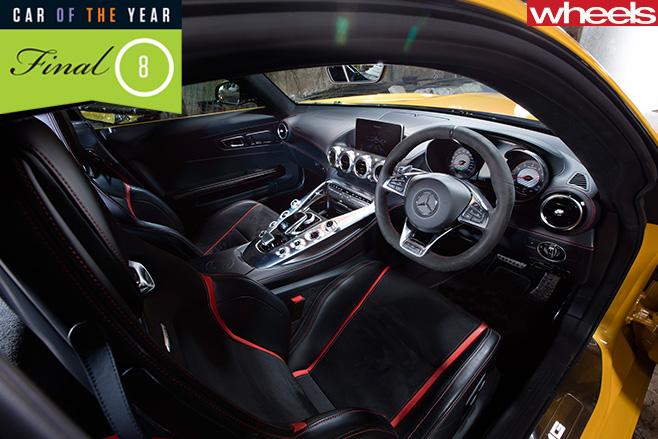 Mercedes -AMG-GTS-interior