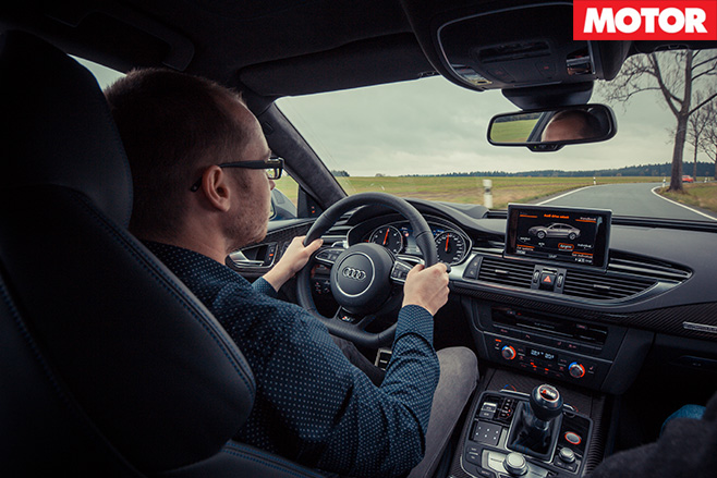 Left hand steering wheel