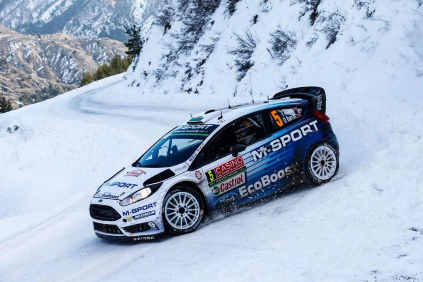 WRC 2016 Season Preview M Sport