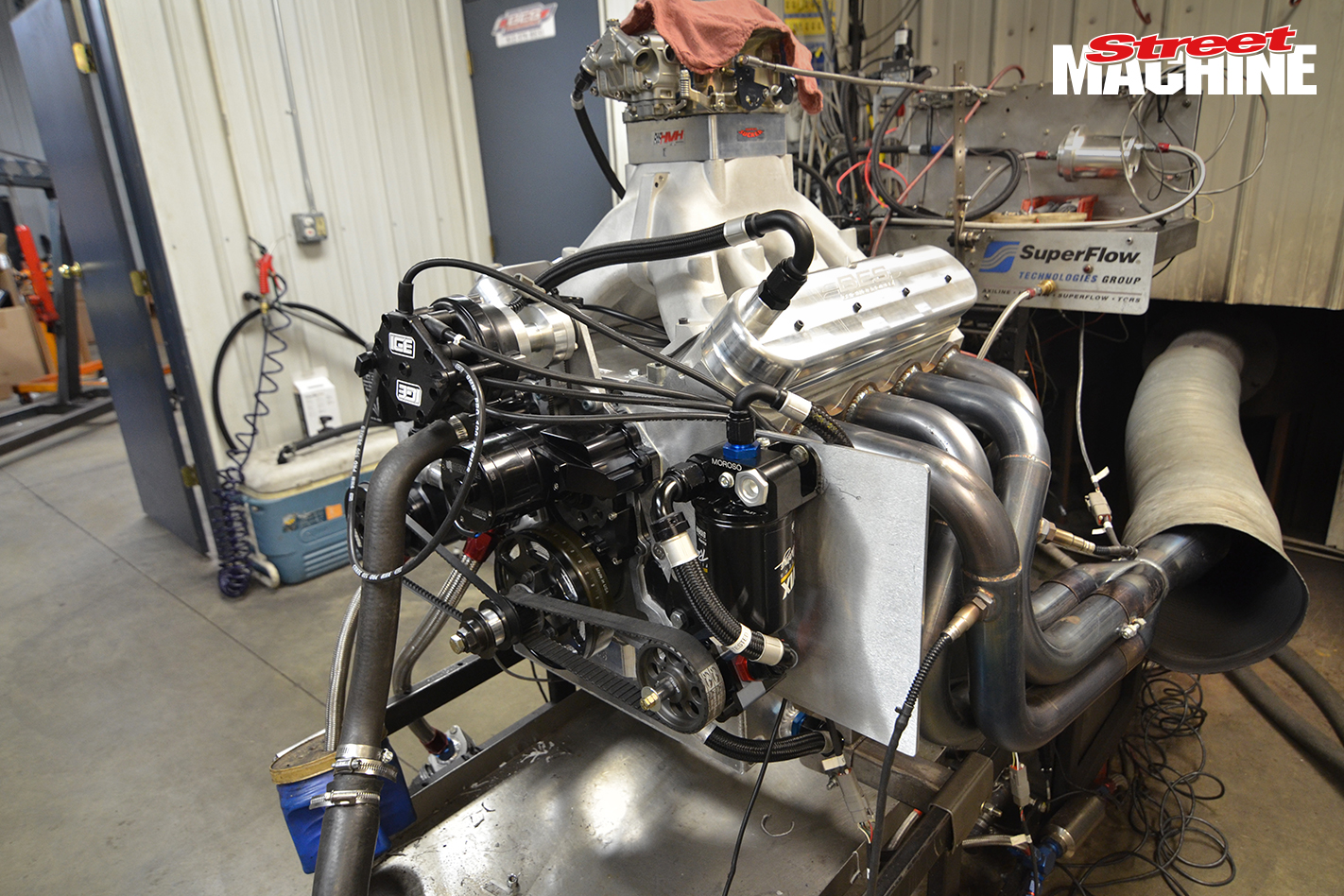 Video 1100hp naturally aspirated ls engine on the dyno for Mad motors st cloud