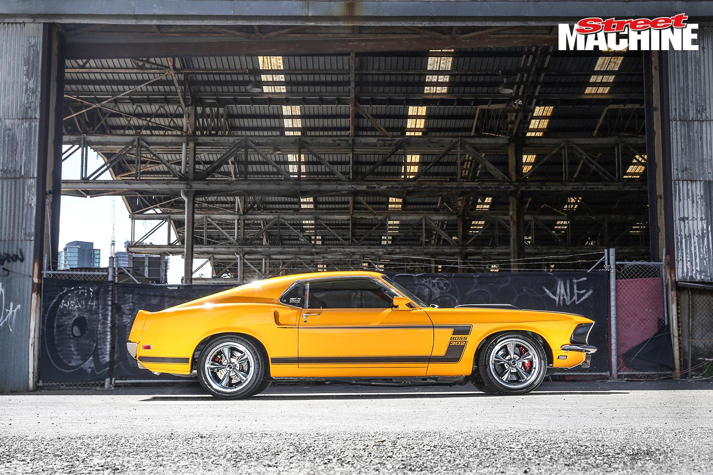 69 Mustang Pro Touring