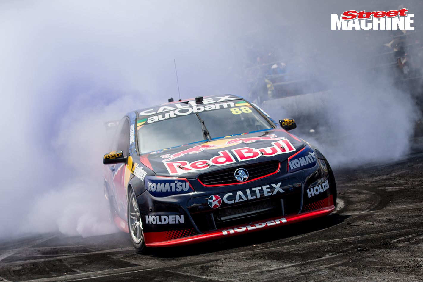 Redbull V8 Supercar Burnout 3 Nw