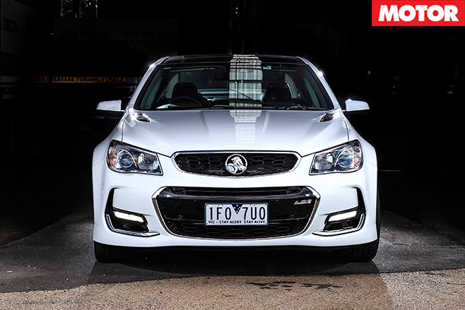 Holden SS Commodore