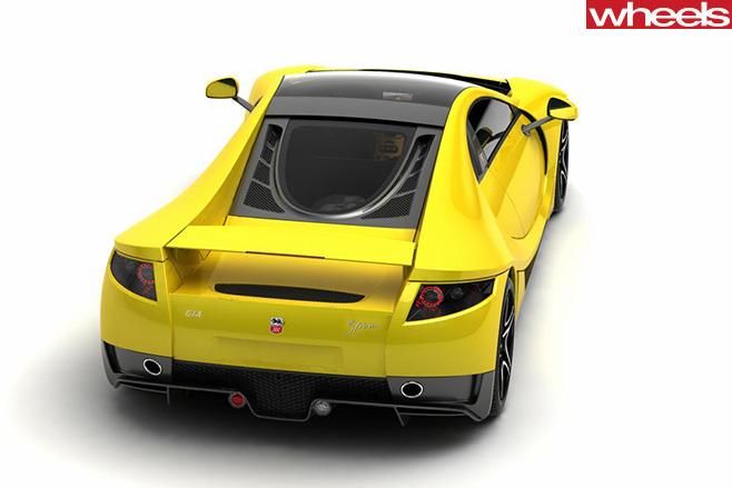 GTA-Spano -car