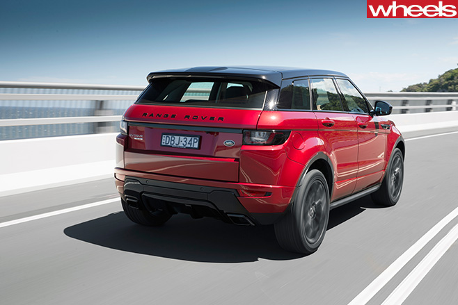 Range -Rover -Evoque -rear