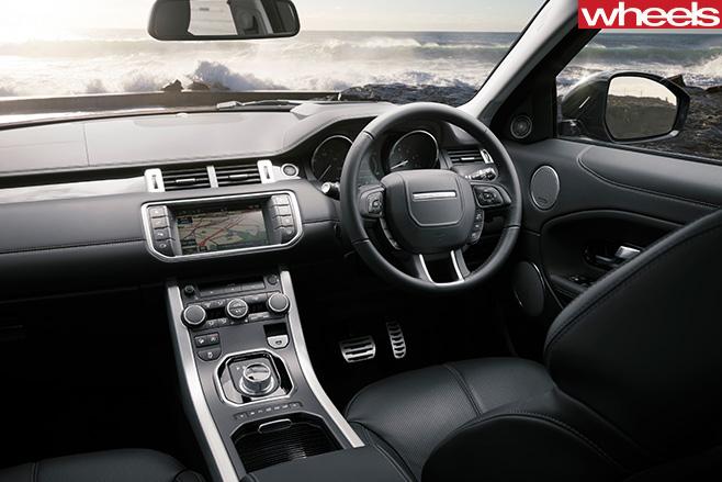 Range -Rover -Evoque -interior