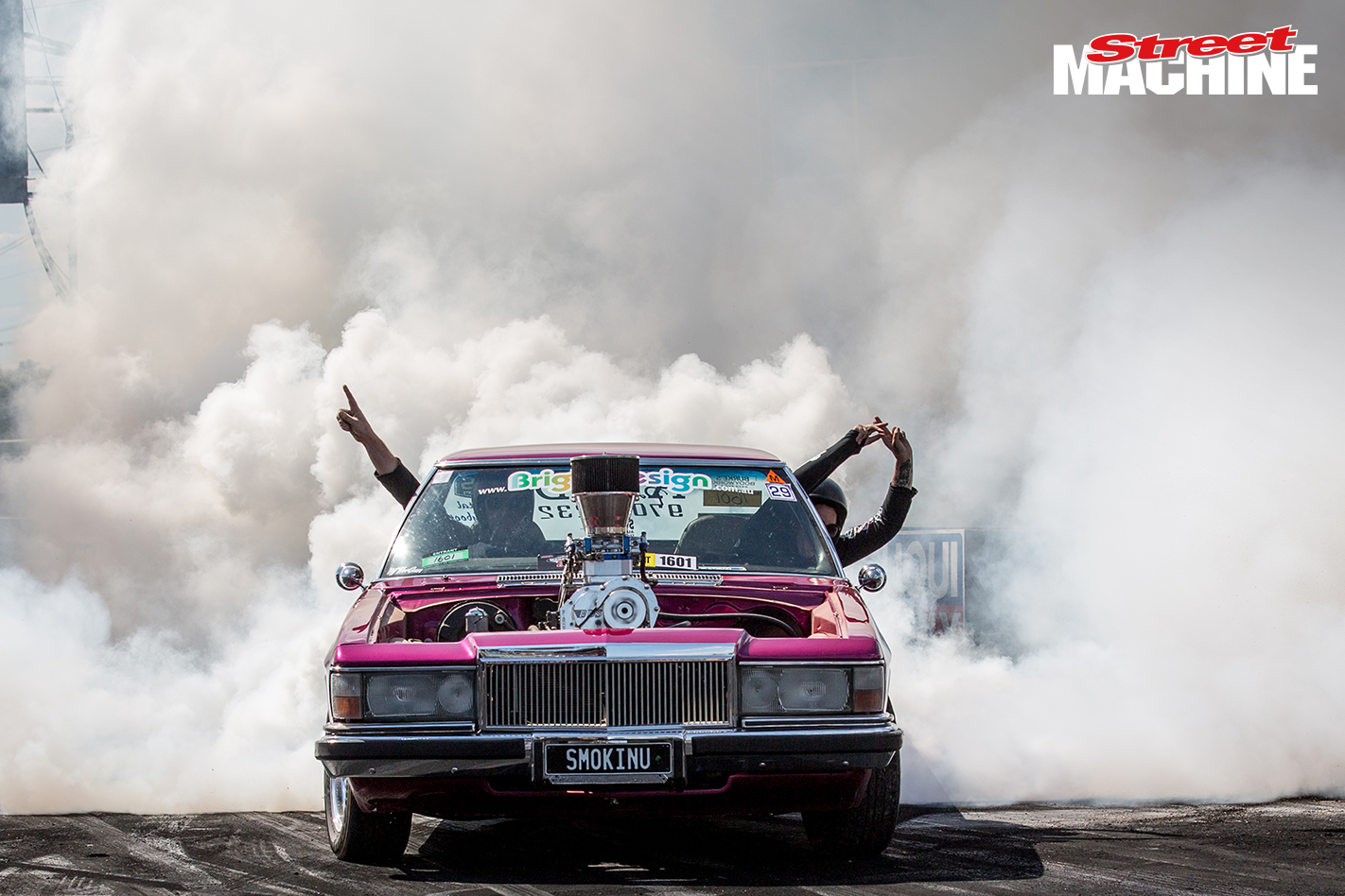 HZ One Tonner Burnout Summernats 5 Nw