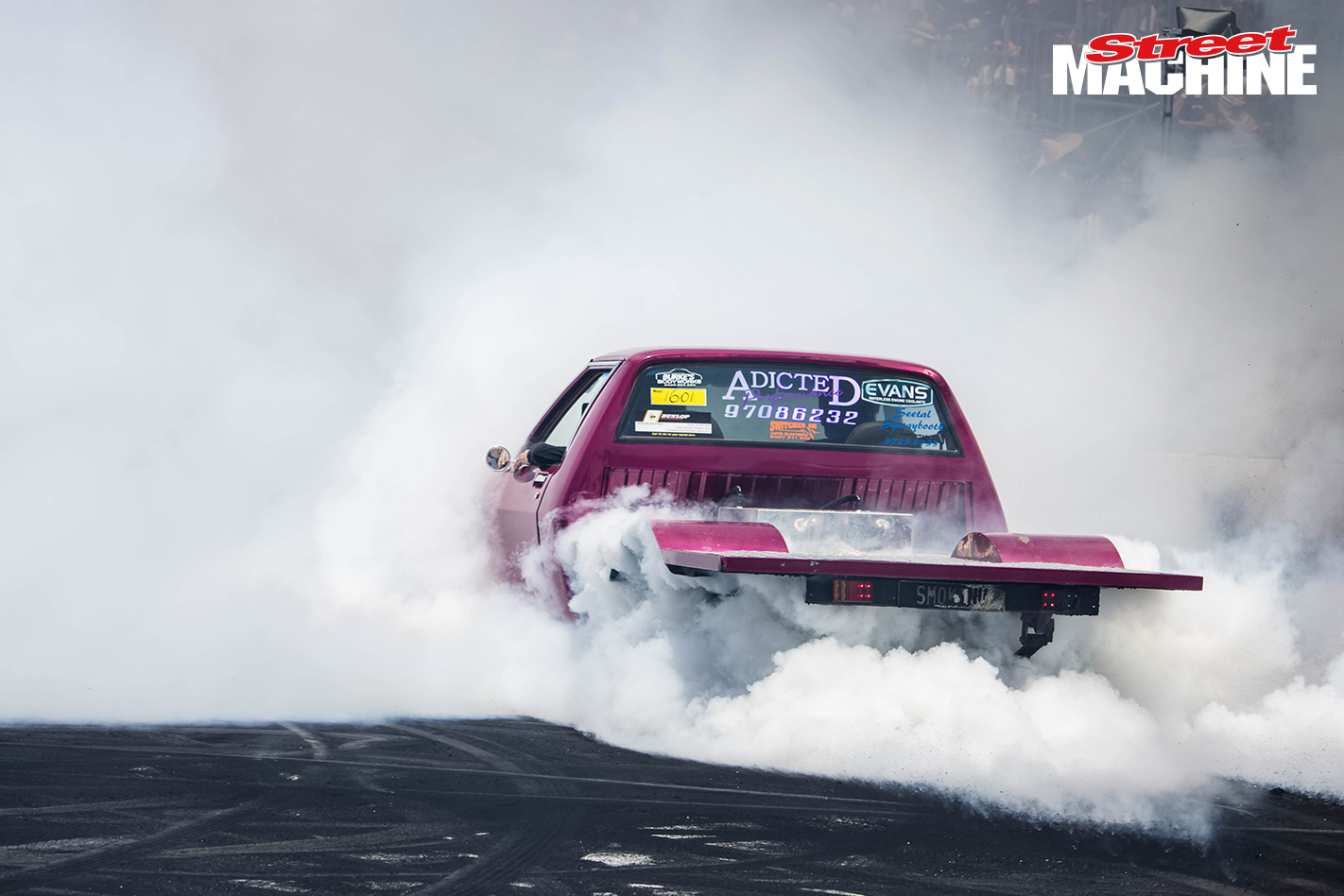 HZ One Tonner Burnout Summernats 7 Nw