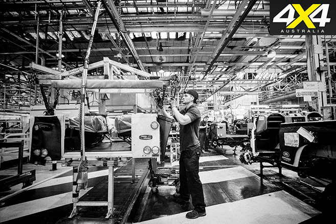 Factory assembly