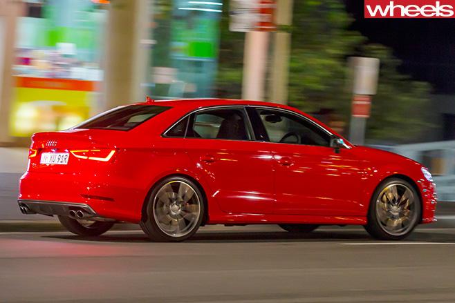 Audi -S3-rear