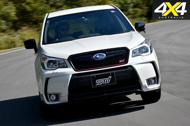 2016-Subaru -Forester -sti