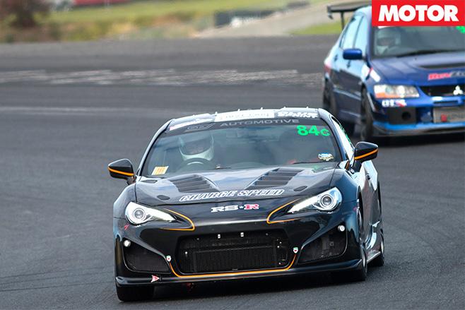 Roh 86 racing