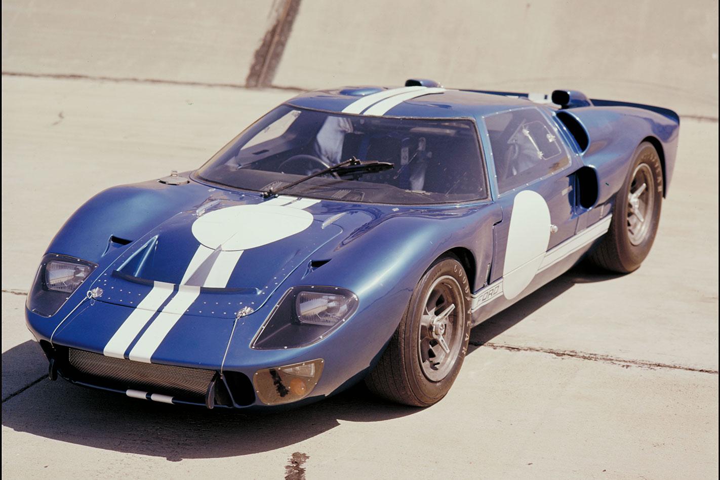 1966-Ford -GT-Mk -II