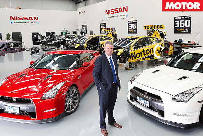 Nissan Oz still fighting for Nismo road cars showroom