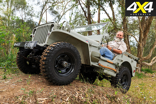 Roothys jeep