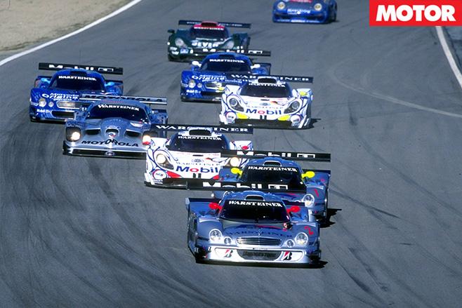 Gt3 racing beginning