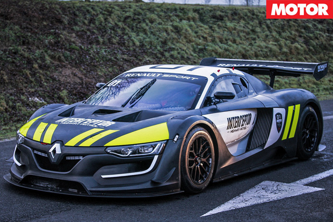 Renault Sport RS-01 Interceptor still 2
