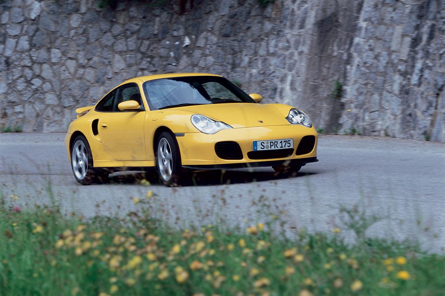 Porsche -996-Turbo