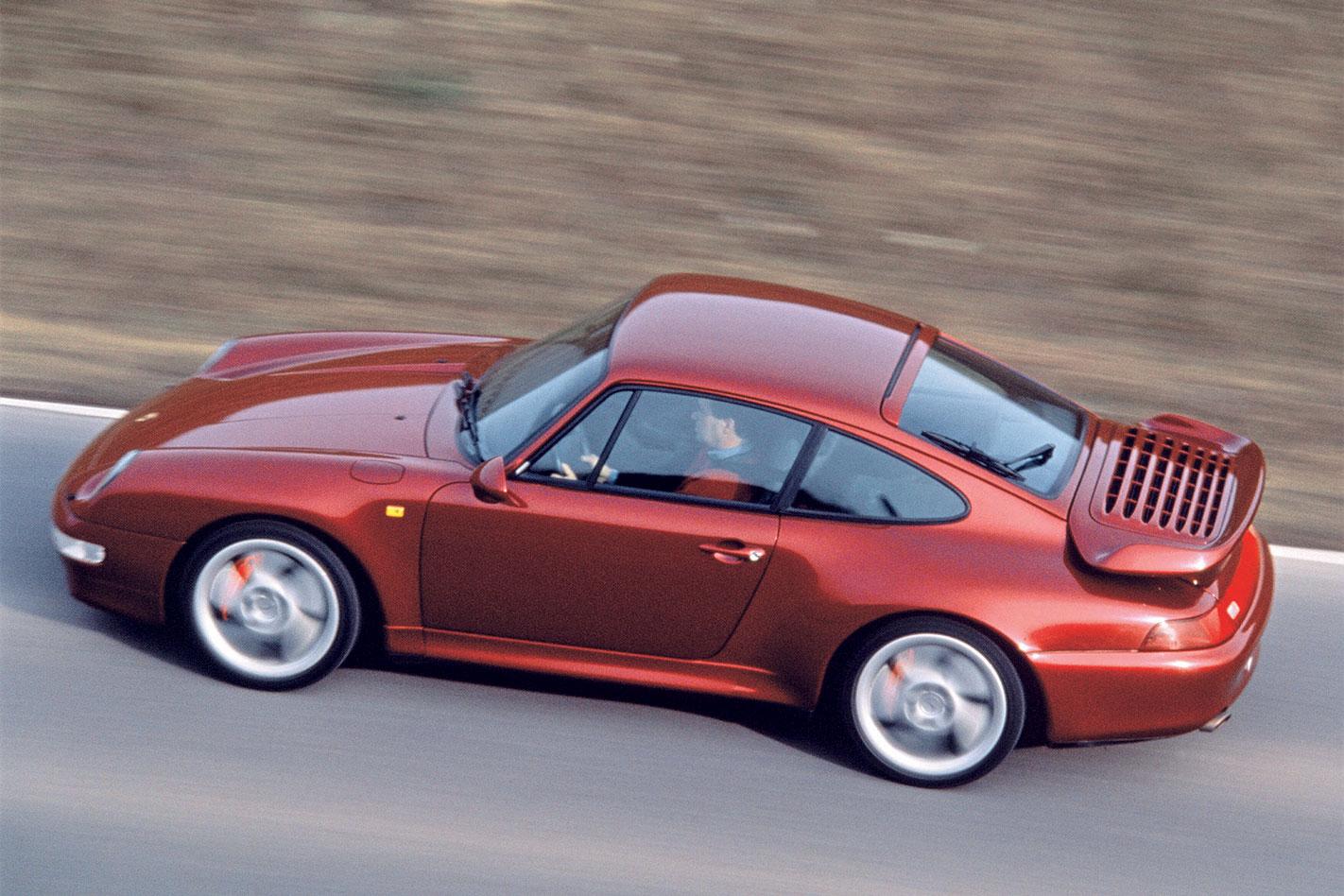 Porsche -993-Turbo