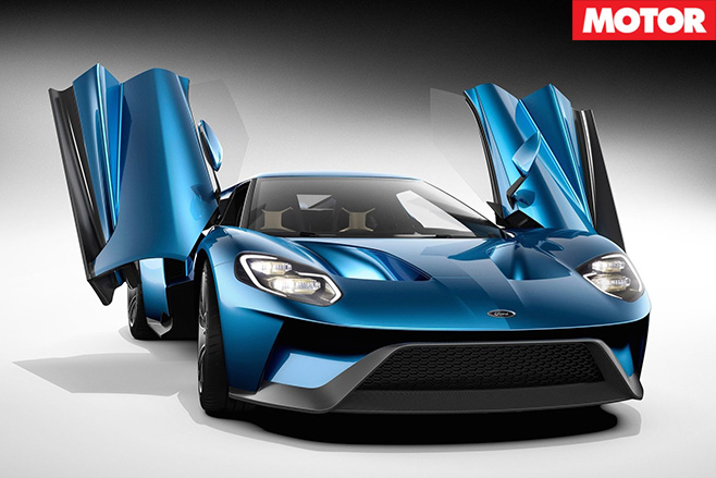Ford -GT-fold -doors