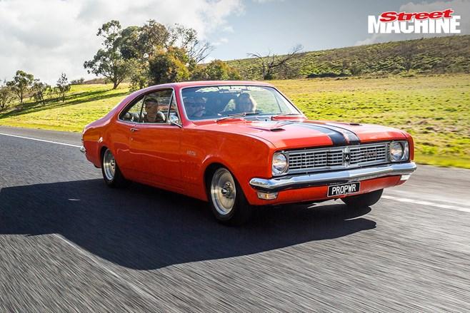 Holden Monaro PROPWR Brewer Nw