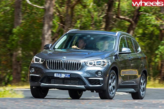 BMW-X1-s Drive -side