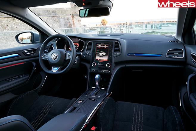2016-Renault -Megane -GT-interior