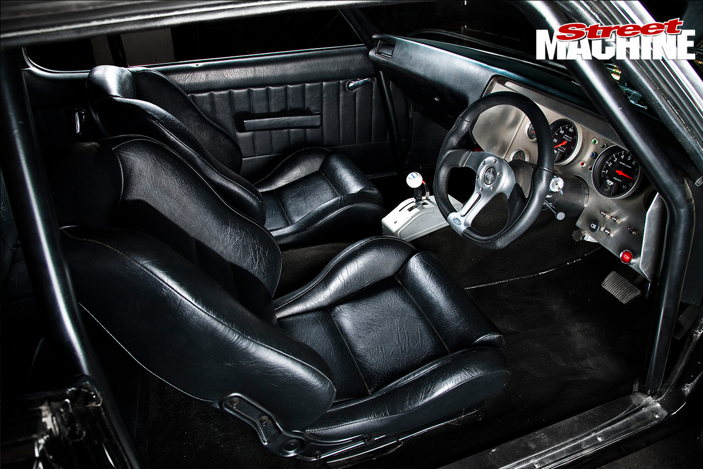 Black -hq -interior