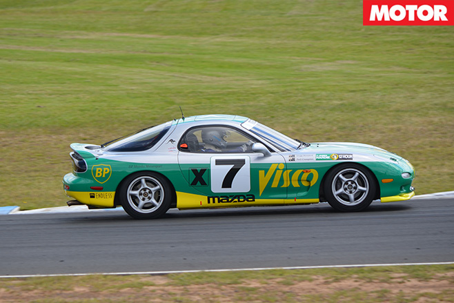 Mazda -rx -7-driving -side