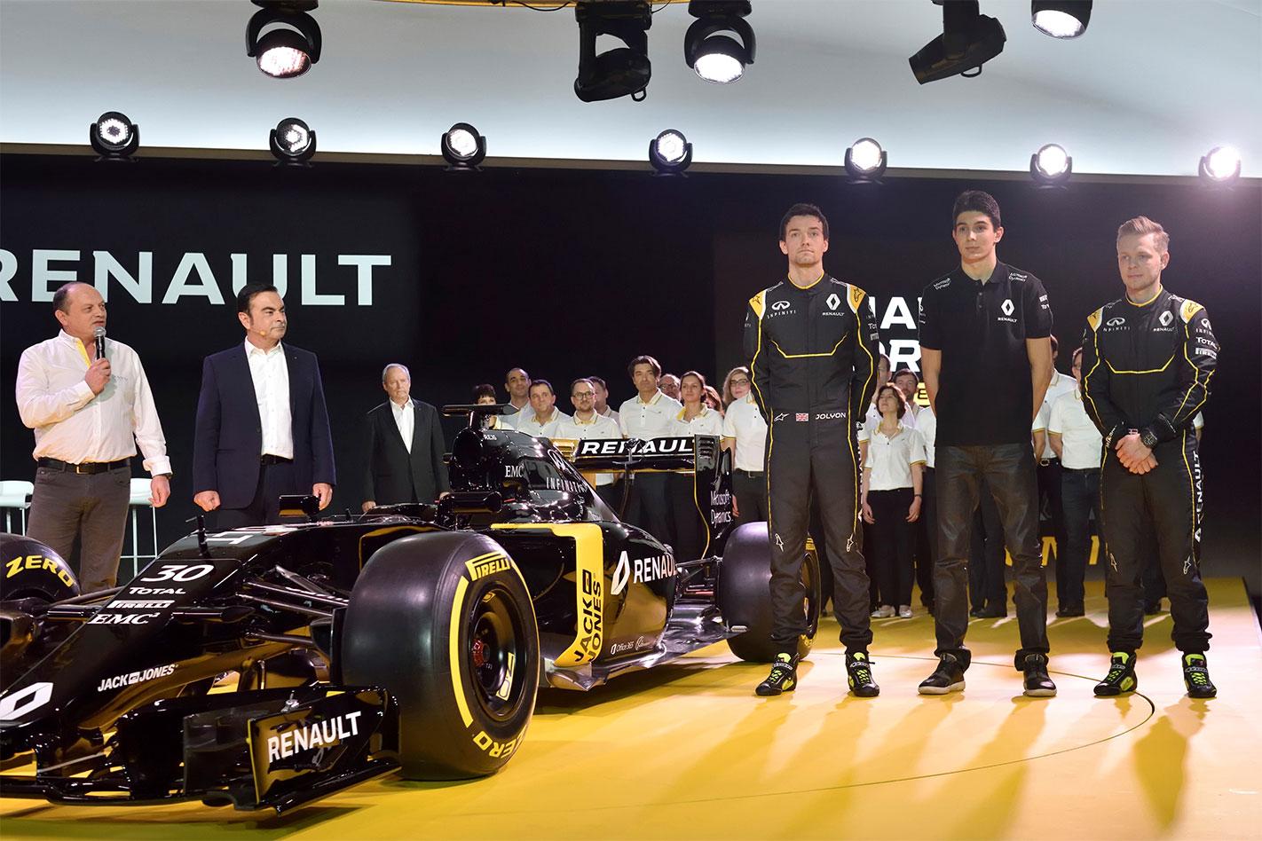 Renault -F1-team