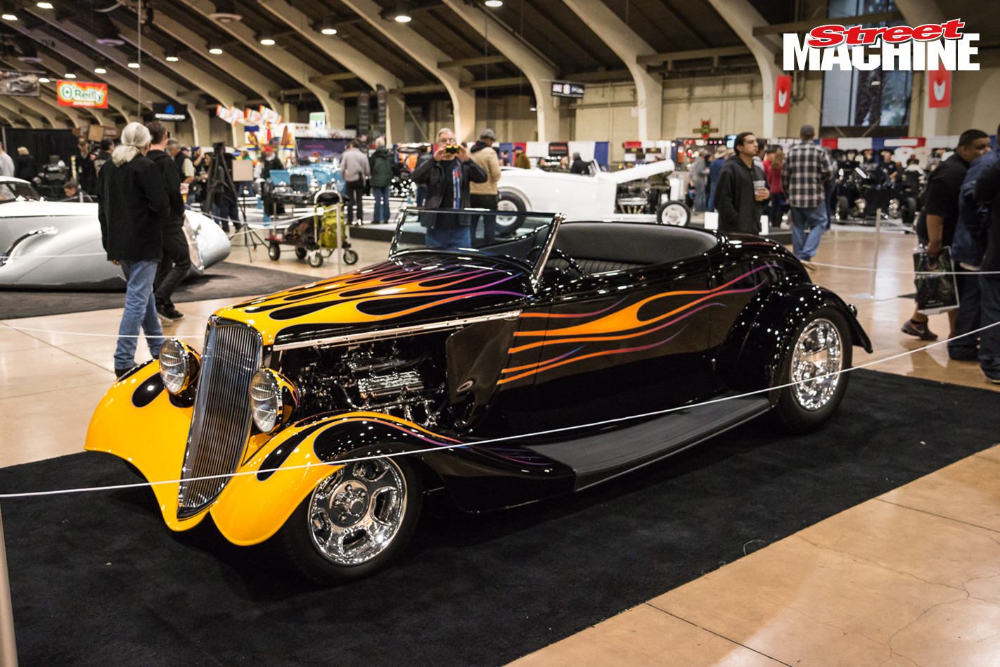 Grand National Roadster Show 7502 Nw