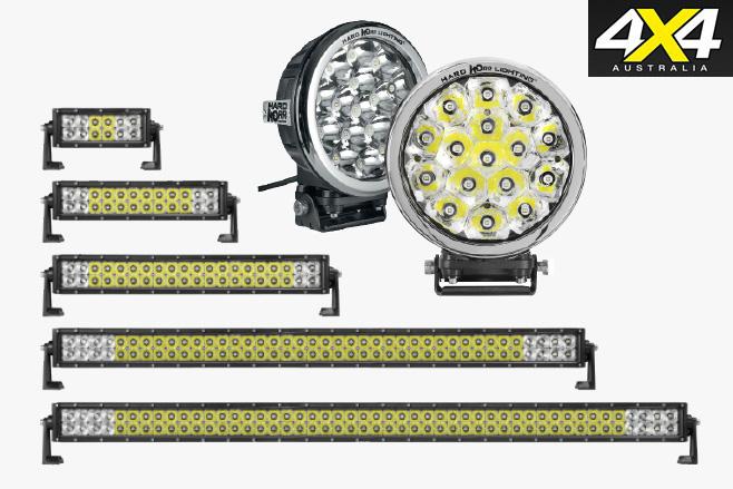 Korr lighting range