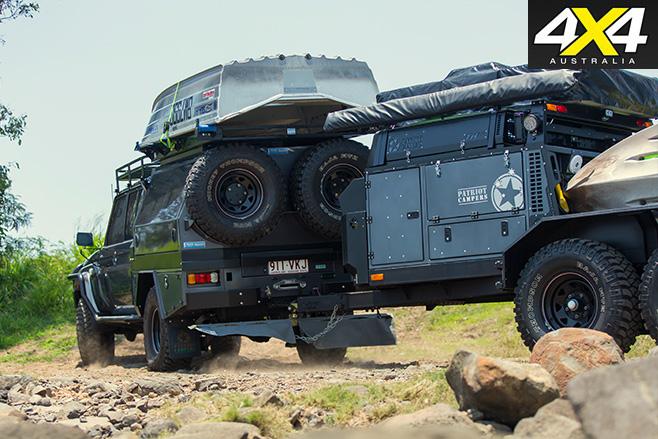 Custom 4x4 Vdj79 Land Cruiser Goliath
