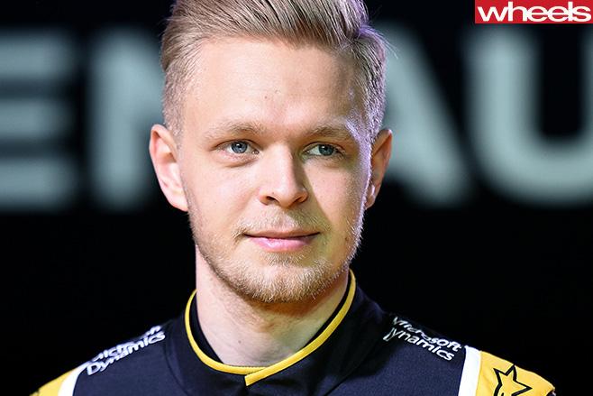 Renault -Magnussen