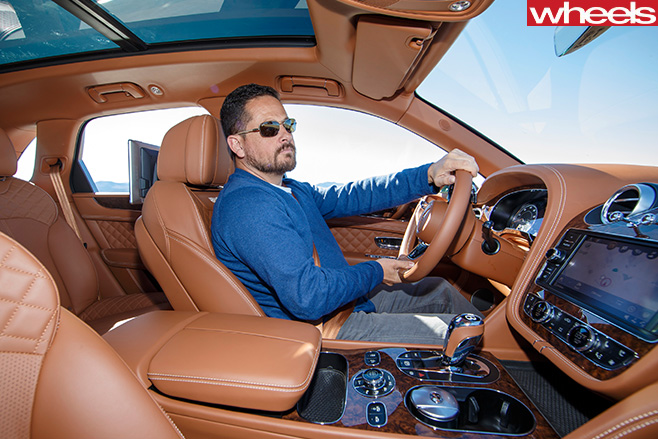 Bentley -Bentayga -driving -side
