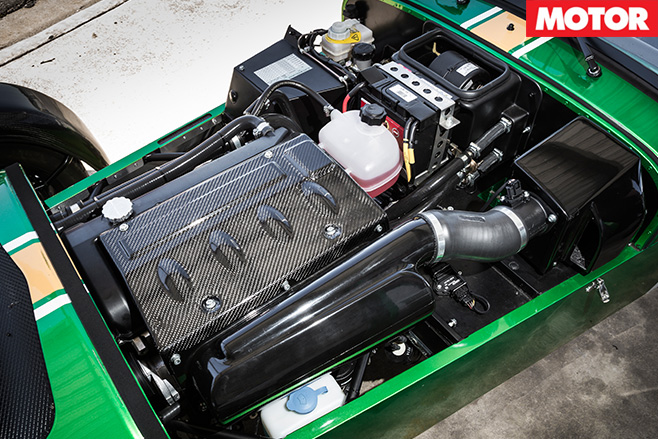 Caterham 485 engine