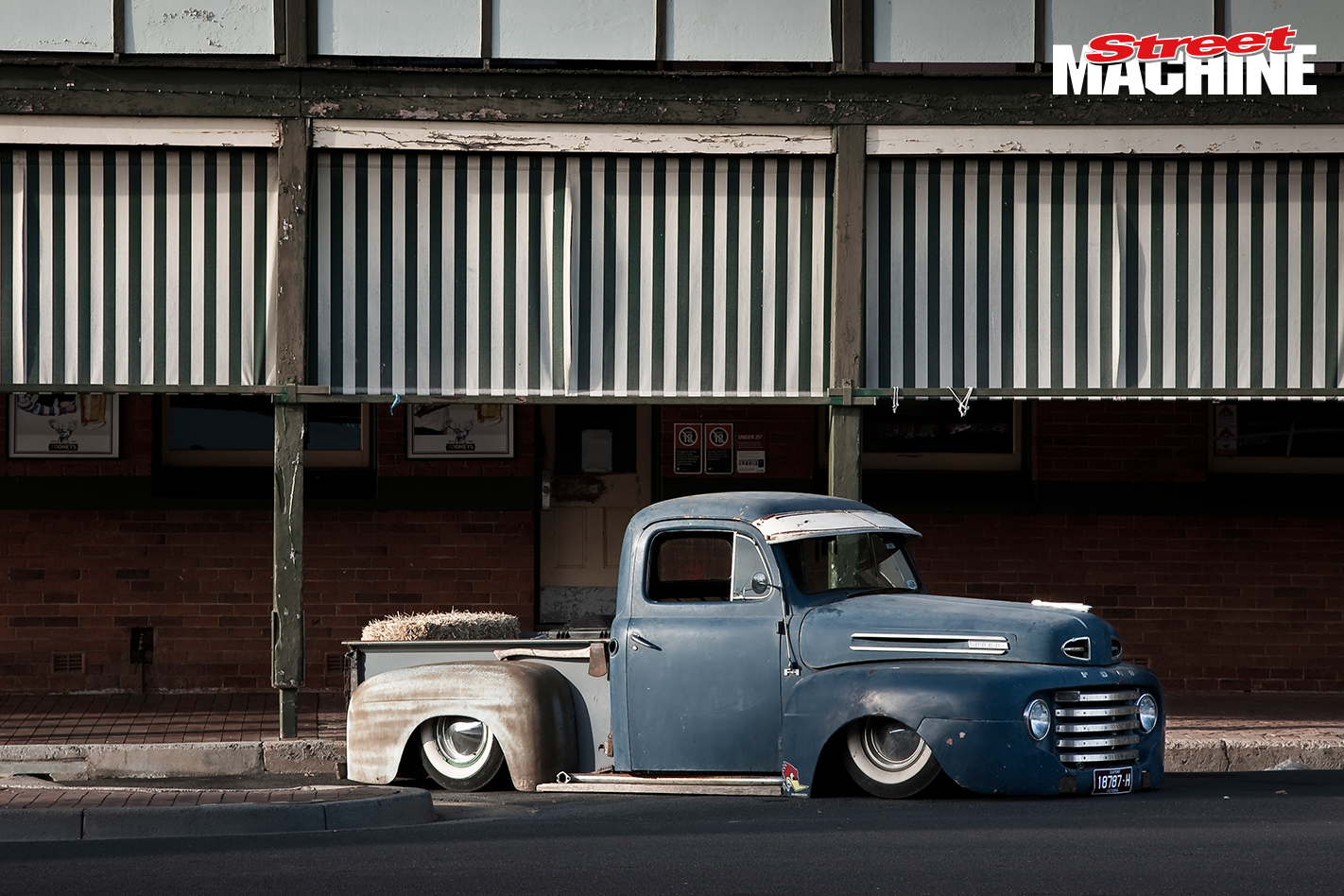 Ford F1 Pick Up Slammed 2 Nw