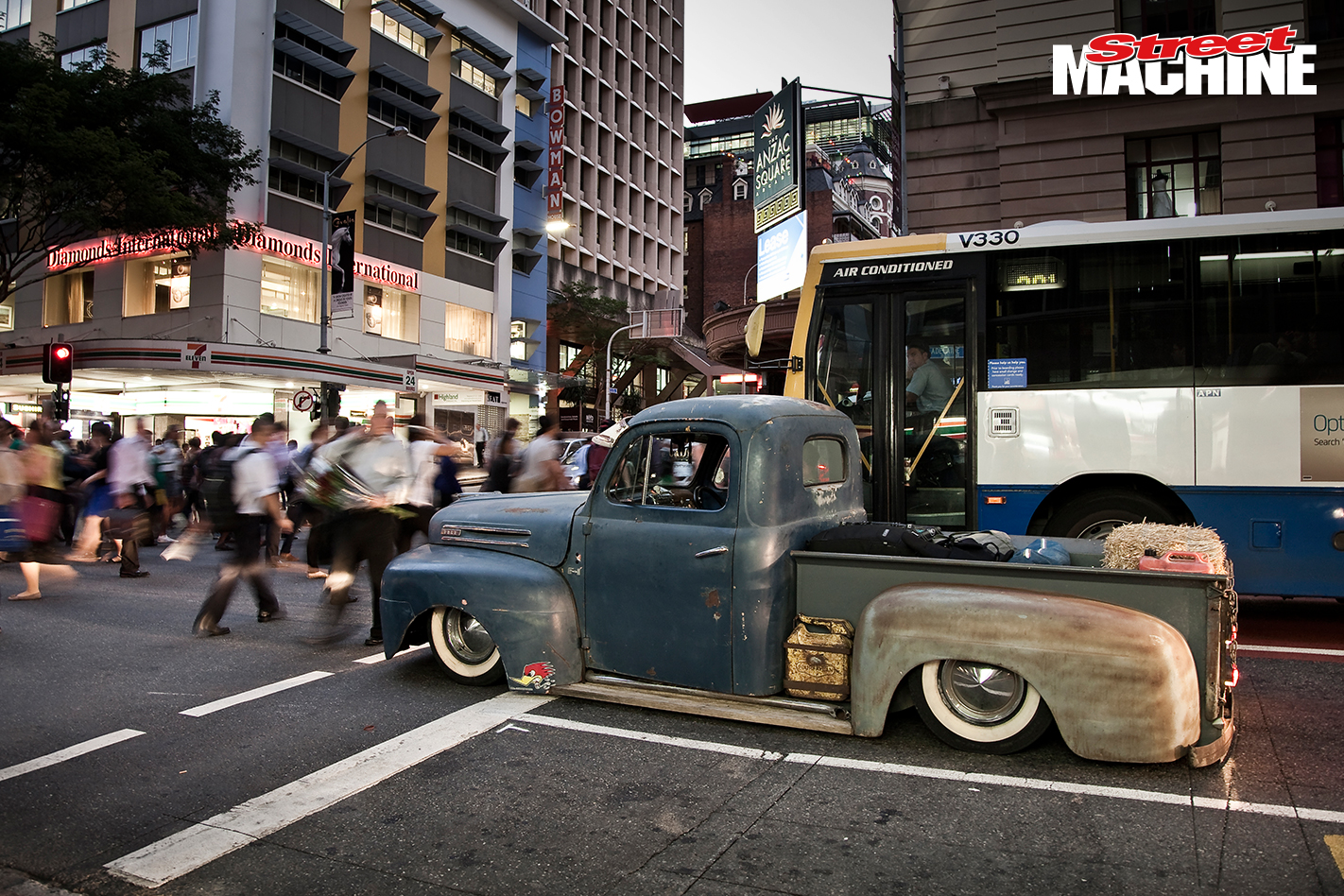 Ford F1 Pick Up Slammed 5 Nw