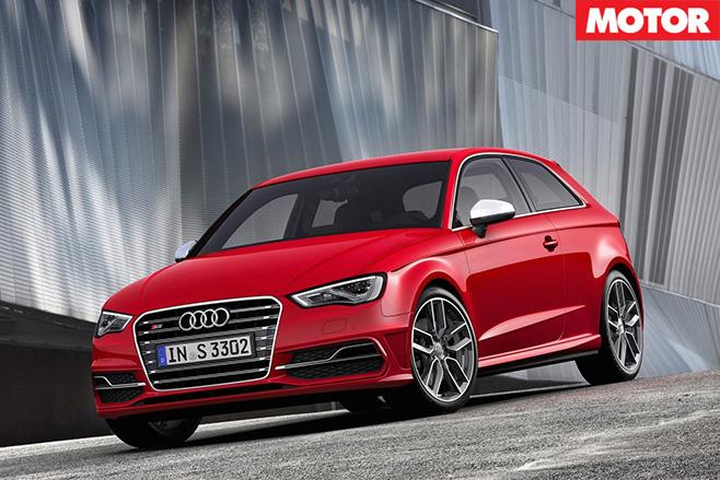 Audi S3 2014 model