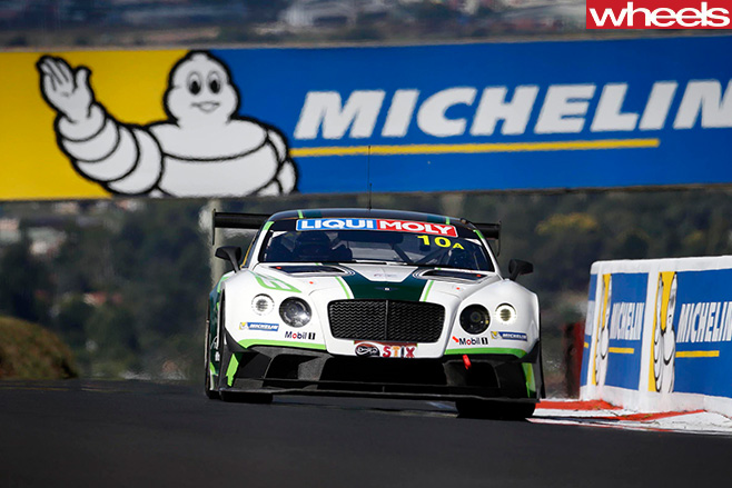 Bentley -Bathurst -12-hour