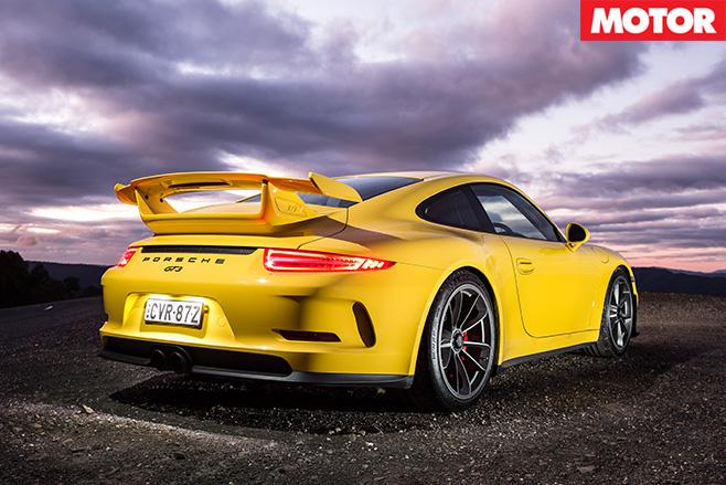 Porsche 911 still