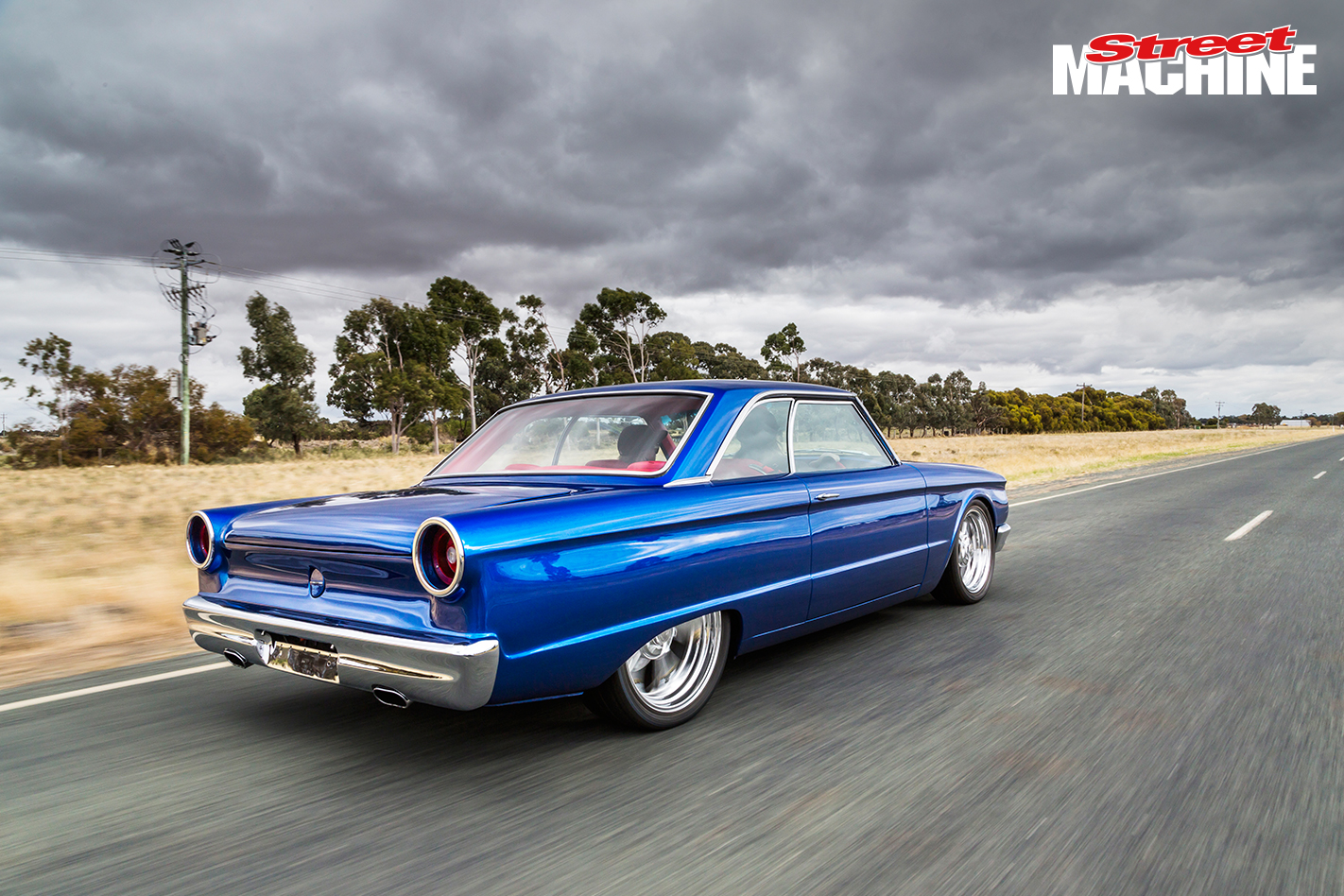 Ford XP Falcon Coupe 8 Nw