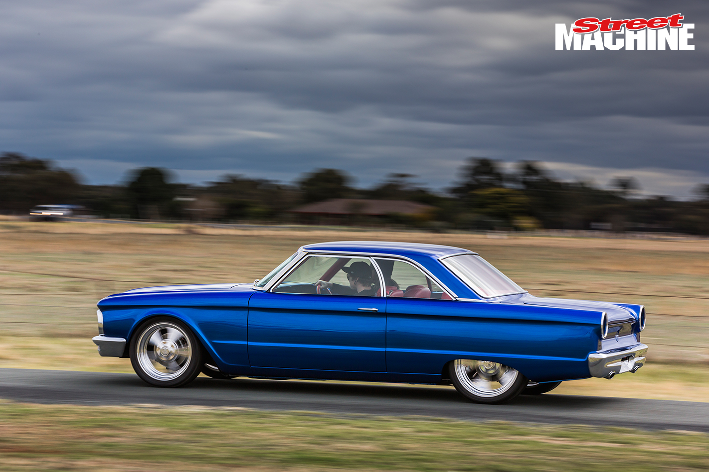 Ford XP Falcon Coupe 9 Nw