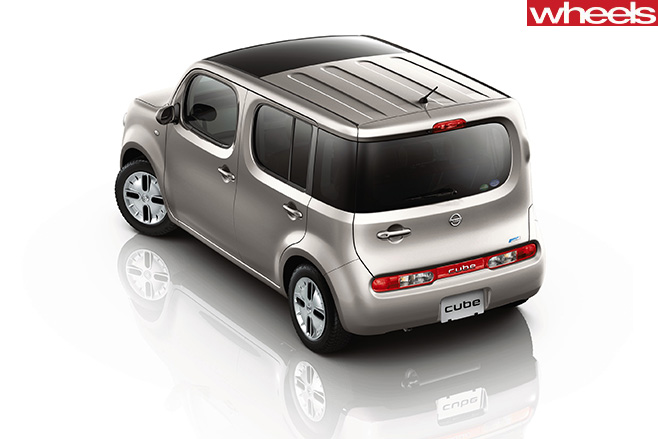 Nissan -Cube